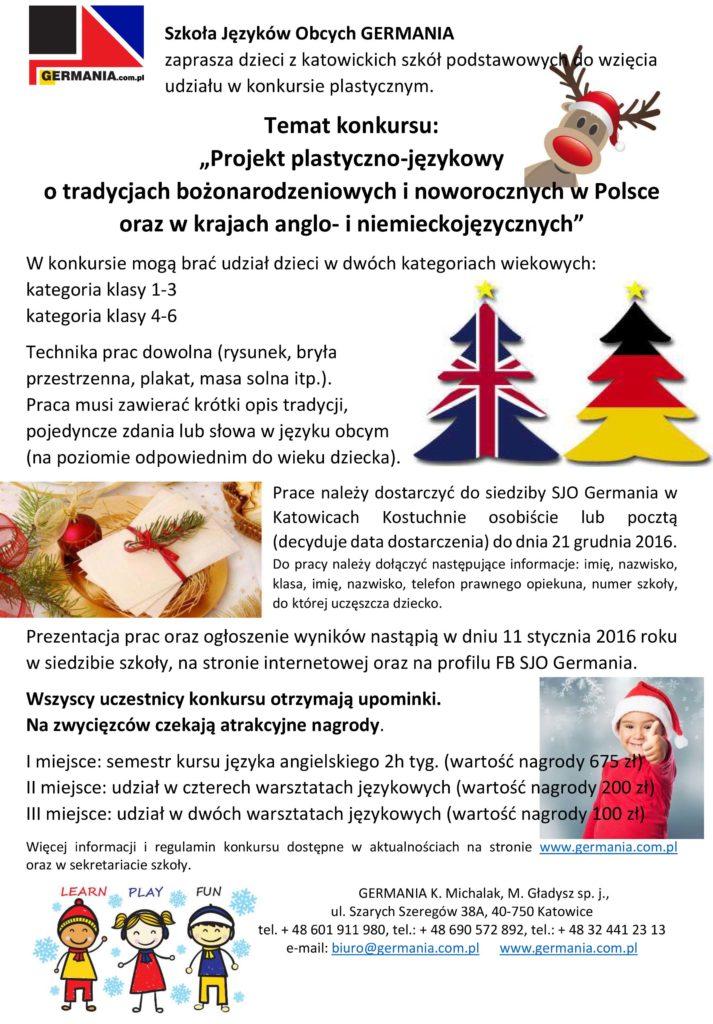 Microsoft Word - GERMANIA-KonkursSzkoŇyGrudzieŗ2016.docx