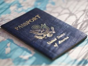us-passport-alamy